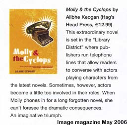 Molly & the Cyclops review - Image magazine
